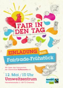 Faires Frühstück @ Umweltzentrum Chemnitz